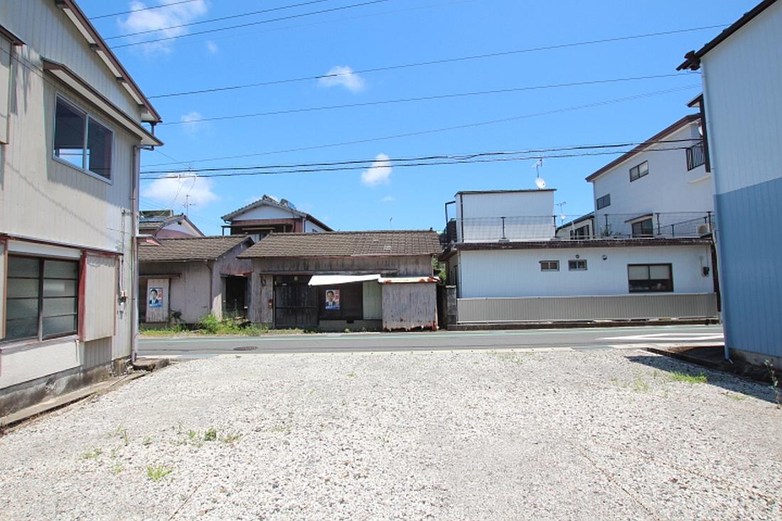 右山元町駐車場4