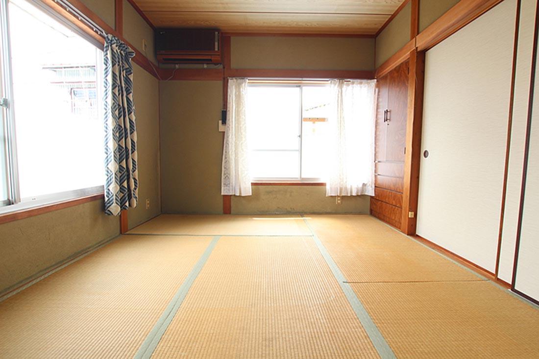 和室6帖(バルコニー側)
