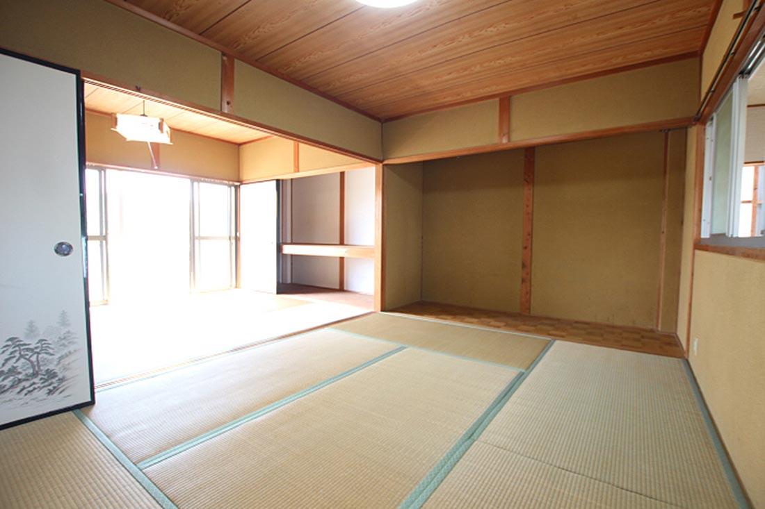 和室6畳×2
